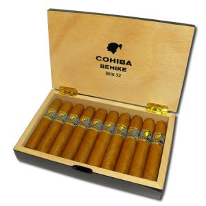 Cohiba Behike BHK 52 Cigar - Box of 10