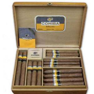 Cohiba Seleccion Reserva - Cabinet of 30 cigars