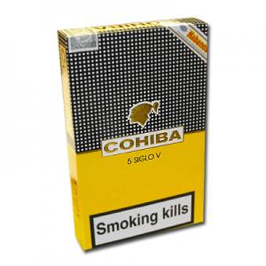 Cohiba Siglo V Cigar - Pack of 5 cigars