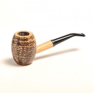 Corn Cob Country Gentleman Bent Pipe