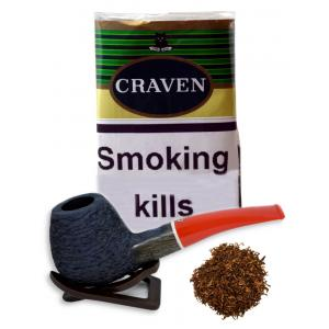 Craven Ready Rubbed Pipe Tobacco 25g (Pouch)