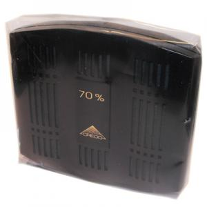 Credo Humidifier Epsilon Black - up to 80 Cigar Capacity