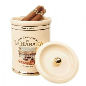 San Cristóbal Torreon cigar - Jar of 25 (End of Line)