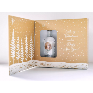 DaffyÂ's Gin Christmas Card - 5cl 43.4%