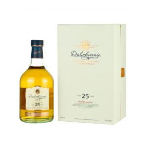 Dalwhinnie 25 Year Old Single Malt Scotch Whisky - 70cl 48.8%