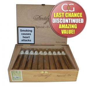 Davidoff Aniversario Special T Cigar - Box of 20 (End of Line)