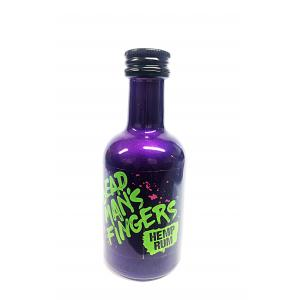 Dead Mans Fingers Hemp Rum Miniature - 5cl 40%