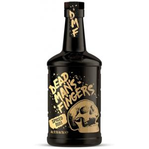 Dead Mans Fingers Spiced Rum - 70cl 37.5%