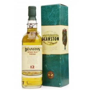 Deanston 12 Year Old Single Malt Scotch Whisky - 70cl 40%