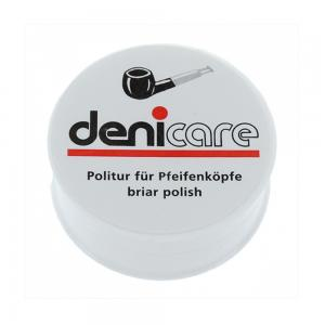 Denicare Pipe Bowl Briar Polish