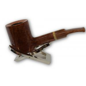 Savinelli Dolomiti 311 Smooth Light Brown 9mm Pipe (SAV10)