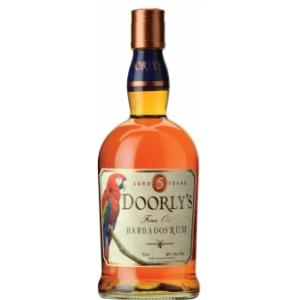 Doorly's Barbados 5 Year Old Rum - 70cl 40%