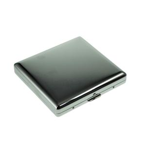 Plain Stainless Steel King Size Cigarette Case