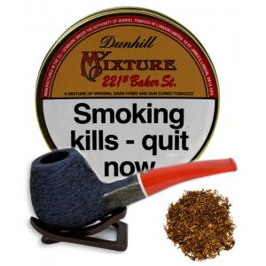 Dunhill My Mixture 221B Baker Street Pipe Tobacco 50g Tin (End of Line)