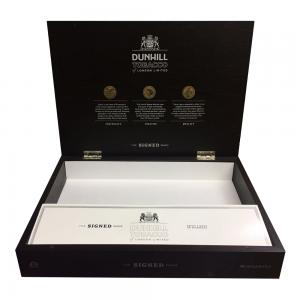 Empty Dunhill Gigantes box