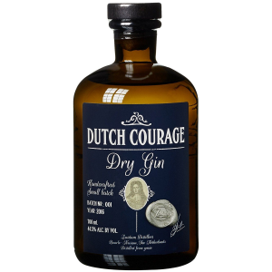 Zuidam Dutch Courage Dry Gin - 70cl 44.5%