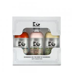 Edinburgh Gin Fruit Liqueur 3x5cl Gift Pack