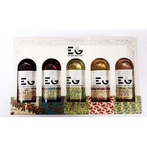 Edinburgh Gin 5x5cl Liqueur Pack