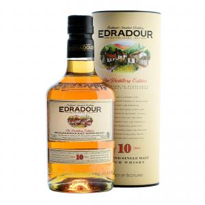 Edradour 10 Year Old - 70cl 40%