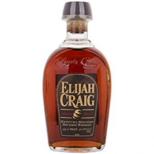 Elijah Craig Barrel Proof Kentucky Straight Bourbon Whiskey - 70cl 68%
