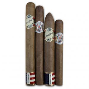 Exclusive Connecticut Wrapper Sampler - 4 Cigars