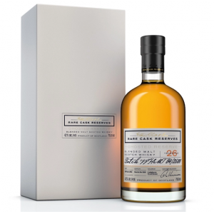 Ghosted Reserve 26 Year Old Blended Malt Scotch Whisky - 70cl 42%