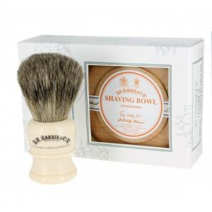 D R Harris & Co Ltd Arlington Shaving Gift Set - Beech