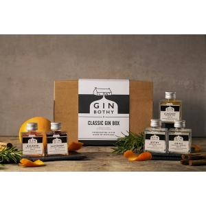 JANUARY SALE - Gin Bothy Classic Gin Box 5x5cl Pack