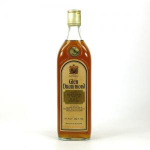 Glen Drummond 8 Year Old 1970s Blended Malt - 70cl 75 Proof