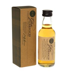 Glen Garioch 12 Year Old Single Malt Scotch Whisky Miniature - 5cl 48%