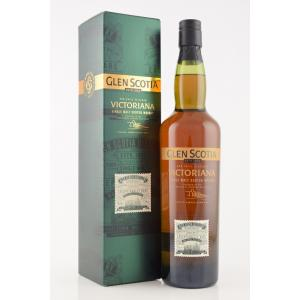 Glen Scotia Victoriana Single Malt Scotch Whisky - 70cl 51.5%