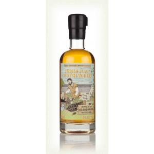 Glenburgie NAS Batch 2 That Boutique-y Whisky Company Whisky - 50cl 50.1% (low s