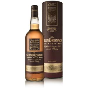 Glendronach Peated Port Wood - 70cl 46%