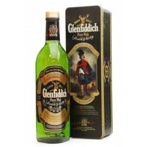 Glenfiddich Special Old Reserve Clan Montgomerie Whisky - 75cl 40%