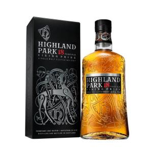 Highland Park 18 Year Old Viking Pride - 70cl 43%