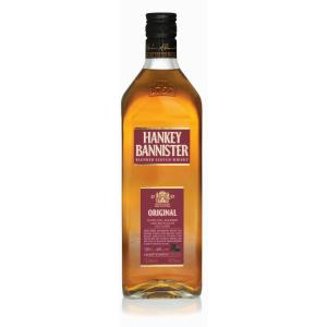 Hankey Bannister Blended Malt Scotch Whisky - 70cl 40%