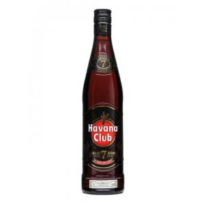Havana Club Rum 7 Year Old - 70cl 40%