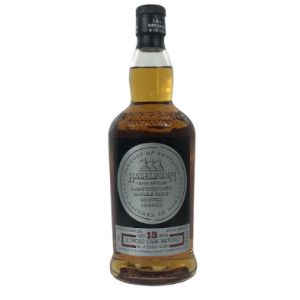 Hazelburn 13 Year Old Oloroso Cask Single Malt Scotch Whisky - 70cl 47.1%