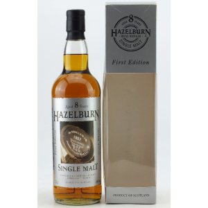 Hazelburn 8 Year Old First Edition 'The Casks' Single Malt Whisky - 70cl 46%