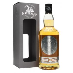 Hazelburn 10 Year Old Single Malt Scotch Whisky - 70cl 46%
