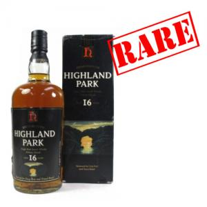 Highland Park 16 Year Old Single Malt Scotch Whisky - 1 Litre 40%