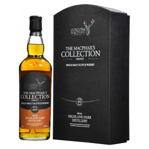 Highland Park 1973 Glass Set Macphails Collection Single Malt Whisky - 70cl 43%
