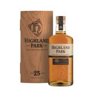 Highland Park 25 Year Old Single Malt Scotch Whisky - 70cl 45.7%