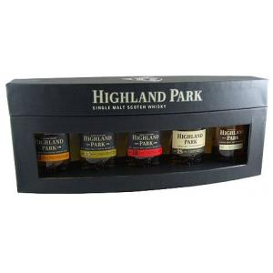 Highland Park Gift Pack - 5x5cl Miniatures