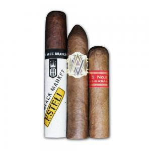 Long Day in the Office Sampler - 3 Cigars