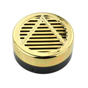 Budget Round Gold Humidification System