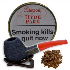 Peterson Hyde Park Plug Pipe Tobacco 050g (Tin)