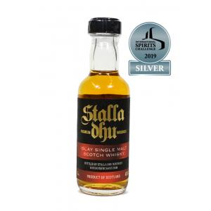 Stalla Dhu Islay Single Malt Whisky Miniature  - 5cl 40%