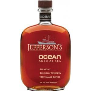 Jeffersons Ocean Aged at Sea Small Batch Kentucky Straight Whiskey - 75cl 45%