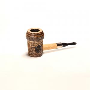 Corn Cob Jesse James Pipe
